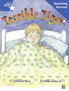 The Terrible Tiger (Rigby Star)