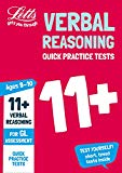 Letts 11+ Success – 11+ Verbal Reasoning Quick Practice Tests Age 9-10 for the GL Assessment tests
