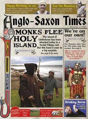 The Anglo-Saxon Times (Raintree Perspectives: Newspapers from History)