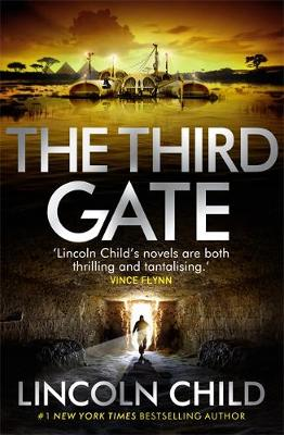 The Third Gate (Dr. Jeremy Logan)