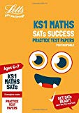 Letts KS1 Revision Success – KS1 Maths SATs Practice Test Papers (photocopiable edition): 2018 Tests
