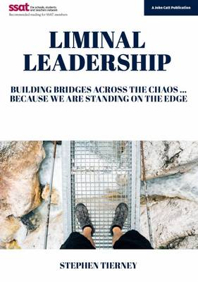 Liminal Leadership: Building Bridges Across the Chaos... Because We are Standing on the Edge