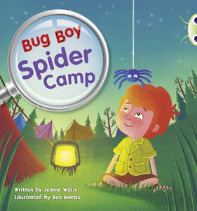 Spider Camp (Yellow C) (BUG CLUB)