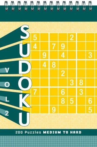 Sudoku 2: Medium to Hard