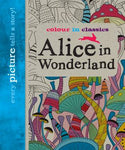Colour in Classics: Alice in Wonderland