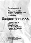 Young Architects 18: (Im)Permanence