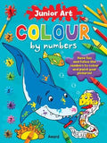 Colour by Numbers - Shark (Junior Art)
