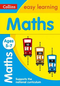 Maths Age 5-7 (Collins Easy Learning)