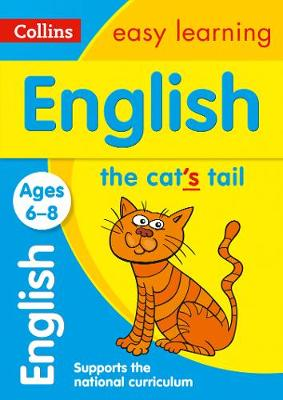 English Age 6-8 (Collins Easy Learning)