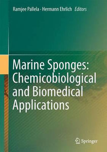 Marine Sponges: Chemicobiological and Biomedical Applications