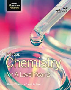 Eduqas Chemistry for A Level Year 2: Student Book