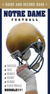 Notre Dame Football (Guide and Record Book)