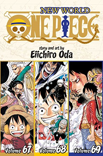 One Piece (Omnibus Edition), Vol. 23: Includes vols. 67, 68 & 69