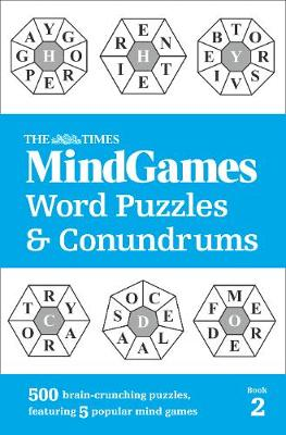 The Times MindGames Word Puzzles & Conundrums: Book 2