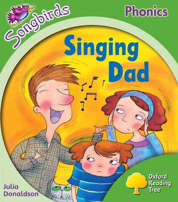 Singing Dadlevel 2 (Oxford Reading Tree)