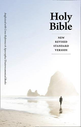 Holy Bible: New Revised Standard Version (NRSV) Anglicized Cross-Reference edition with Apocrypha