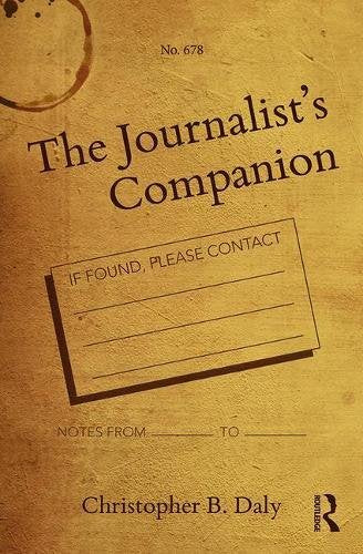 The Journalist's Companion