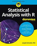 Statistical Analysis with R For Dummies (For Dummies (Computers))