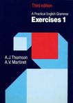 A Practical English Grammar: Exercises 1 (Bk. 1)