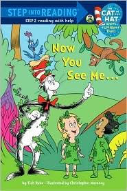 Now You See Me... (Dr. Seuss/Cat in the Hat) (Step into Reading)