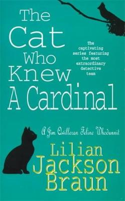 The Cat Who Knew a Cardinal (The Cat Who... Mysteries)