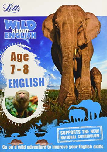 Letts Wild About — English Age 7-8 (Letts Wild About Learning)