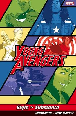 Young Avengers Style>Substance: Style>Substance