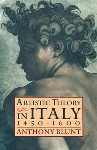 Artistic Theory in Italy (Oxford Paperbacks)