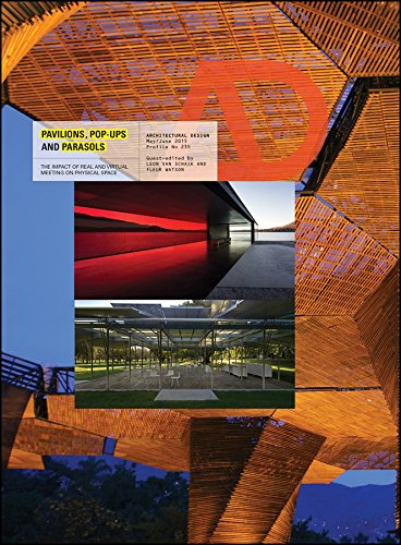 Pavilions, Pop Ups and Parasols: The Impact of Real and Virtual Meeting on Physical Space (Architectural Design)