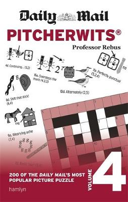 Daily Mail Pitcherwits - Volume 4 (The Daily Mail Puzzle Books)