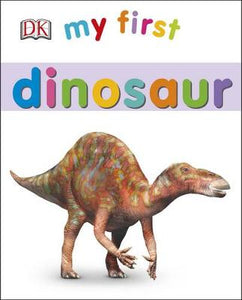 My First Dinosaur (My First Board Book)