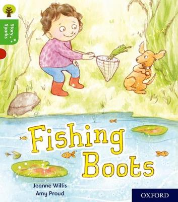 Oxford Reading Tree Story Sparks: Oxford Level 2: Fishing Boots