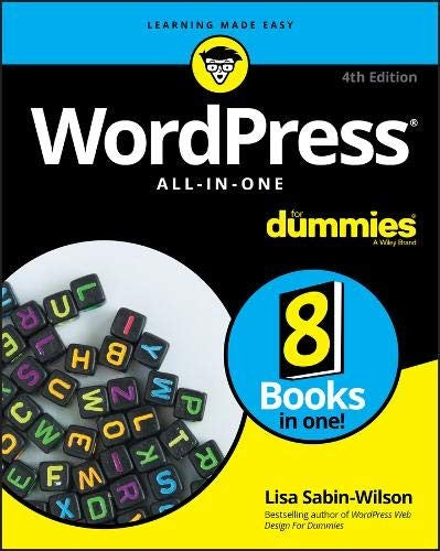 WordPress All-In-One For Dummies (For Dummies (ComputerTech))
