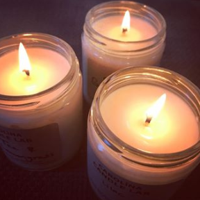 Buy 3 candles, get 1 free