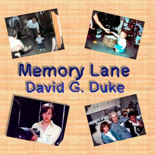 David G. Duke - Memory Lane - Amazon.com Music