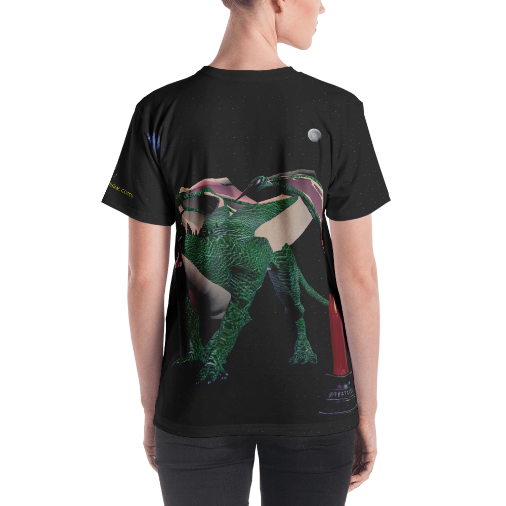Women's Dragon Lovers T-shirt