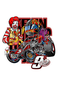 "Decal - Kids ""RMHC"""