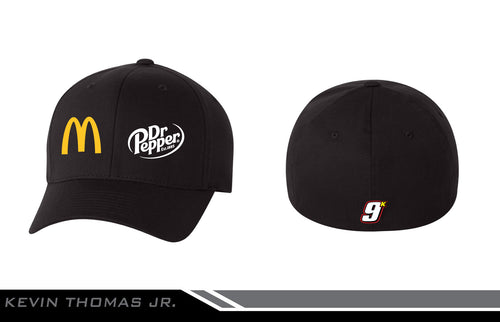 Hat - McDonalds / DrPepper Fitted