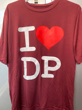Load image into Gallery viewer, Lifestyle - I ❤️ DP Dryfit Tshirt