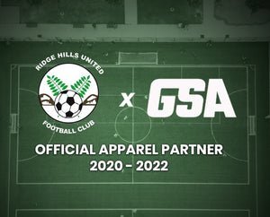 GSA Partner with Ridge Hills United FC
