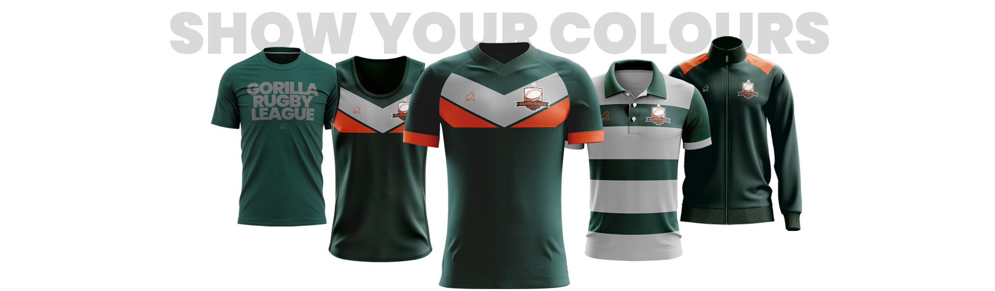 Custom Rugby League