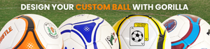 Gorilla Sports Custom Footballs