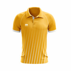 Sublimated Cricket Polo Shirt Short Sleeve
