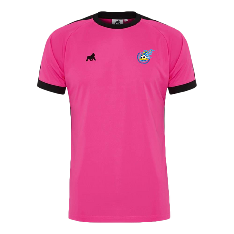 Champions Cup Tournament Jersey Pink-Black