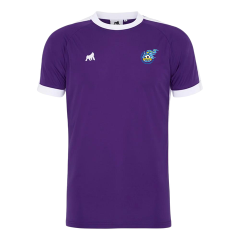 Champions Cup Tournament Jersey Purple White