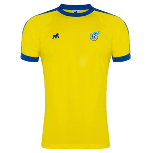 Champions Cup Tournament Jersey Yellow Royal