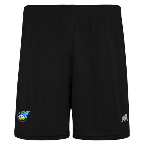 Champions Cup Black Training Shorts