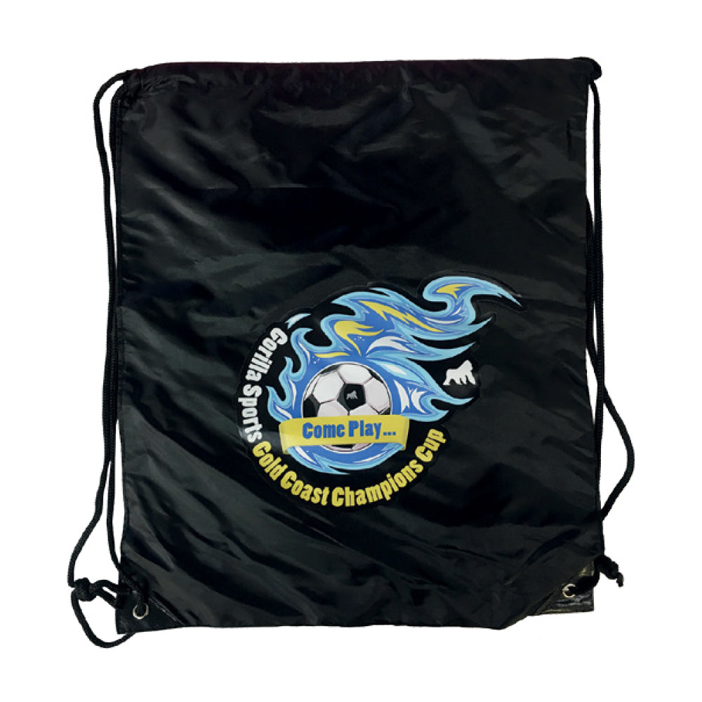 Champions Cup Backsack
