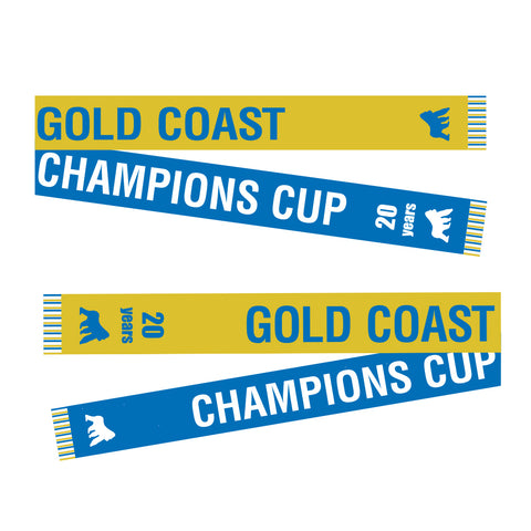Champions Cup Scarf