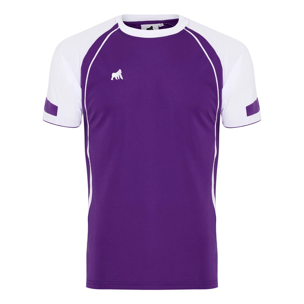 Cosmos Jersey Purple / White